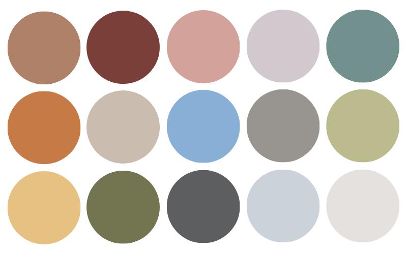 Behr_ Preview the Trendy Colour Palette of The Year 2020
