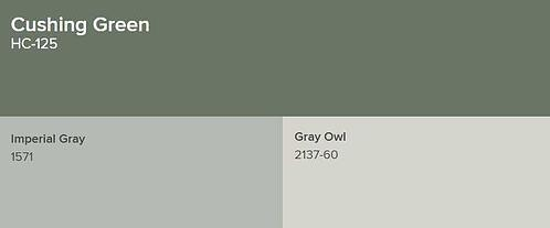 Benjamin-Moore-Cushing-Green-Goes-with-Imperial-Gray-and-Gray-Owl
