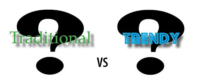 Traditional vs Trendy for your Naples Home Remodeling Project